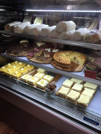 Finley, Australia: Teapot cafe