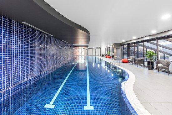 เมริตัน เซอร์วิส อพาร์ทเมนท์ - เคนท์ สตรีท: Pool