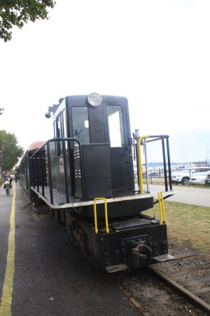 Maine Narrow Gauge Railroad Company and Museum : Our iron horse