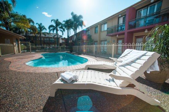 Lansvale, Australia: Pool