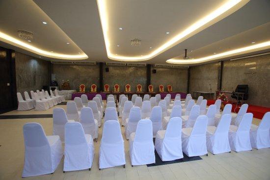 Trang, Thailand: Meeting Room
