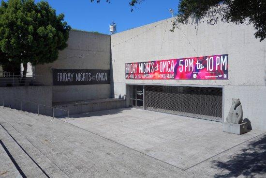 Oakland, Kaliforniya: Entry