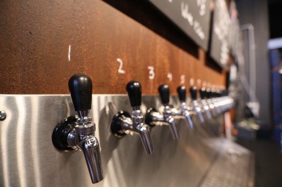 Annandale, Australien: Our Cellar Door Bar