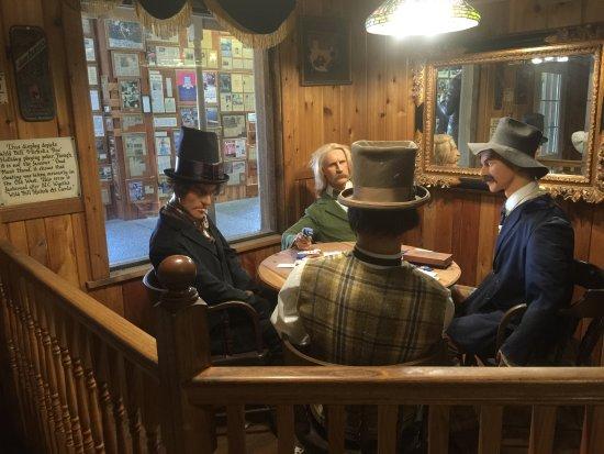 Wall, Dakota del Sud: Poker game gone wrong
