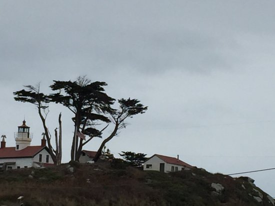 Battery Point Lighthouse照片