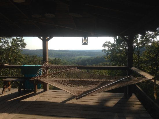 Dixon, MO: Cabin Views