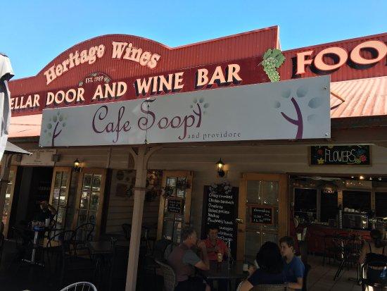 North Tamborine, Australia: Soop