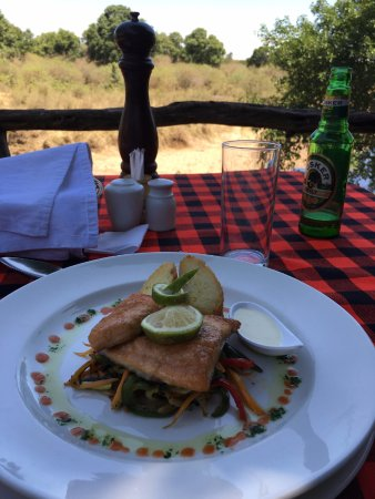Mara Explorer Camp-bild