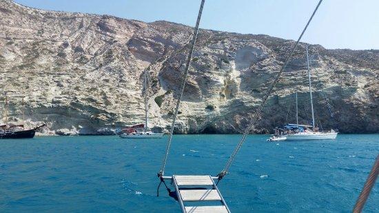 Adamas, Grecia: Gerakas