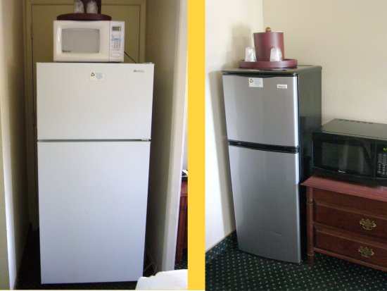 Lompoc, CA: And my refrigerator is bigger, too.