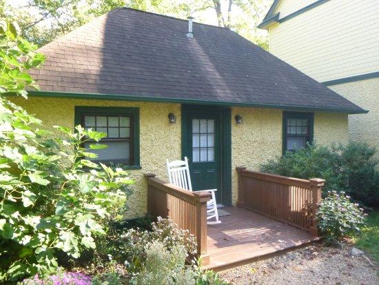 Carolina Bed & Breakfast: The Cottage