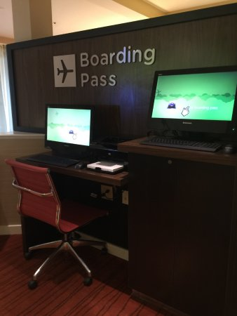 Bedford, TX : Boarding Pass