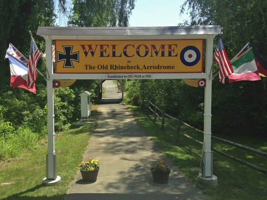 Rhinebeck, NY: The start of your awesome adventure!