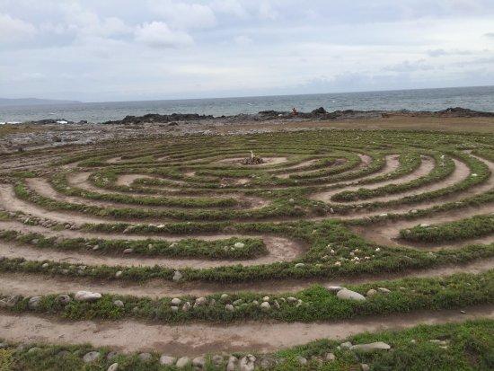 Kapalua, Hawái: mystery circle