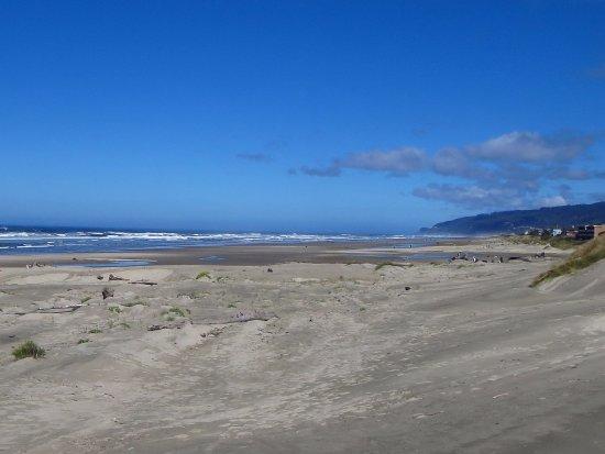 俄勒岡州海岸照片