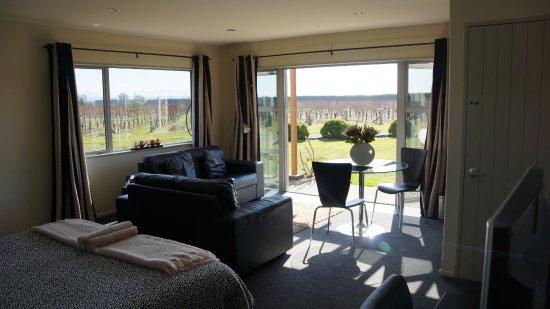 Richmond, Nya Zeeland: Sauvignon Blanc Suite - View