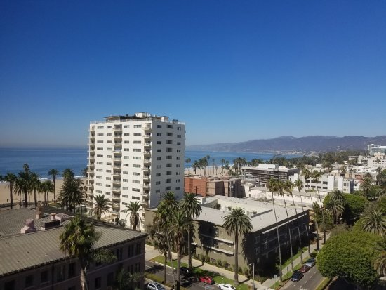 Huntley Santa Monica Beach Bild
