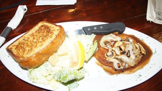 Boston Bar, Canadá: Mein Mittagessen