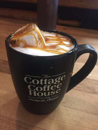 Westport, Kanada: The Cottage Coffee House