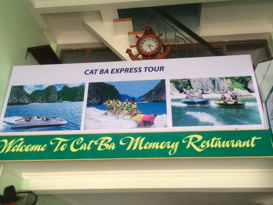 ไฮฟอง, เวียดนาม: Good tour,best services,friendly and helpfull,cheap price.