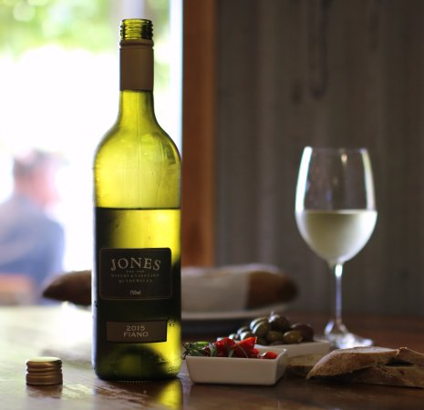 Rutherglen, Australië: Jones Winery & Vineyard Fiano