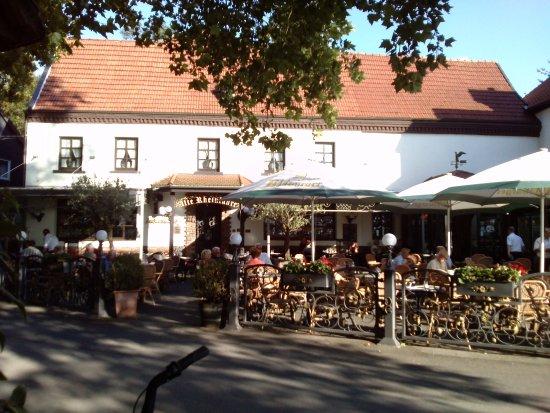 restaurant alte rheinfähre düsseldorf kaiserswerth picture of