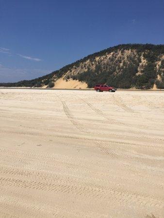 Tewantin, Australia: A dune