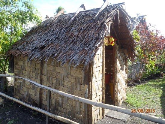 Great host, village location