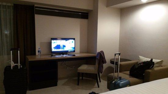 Hotel Santika Premiere Slipi: Bedroom