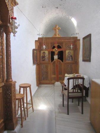 Parikia, اليونان: Panayia Ekatondapiliani
