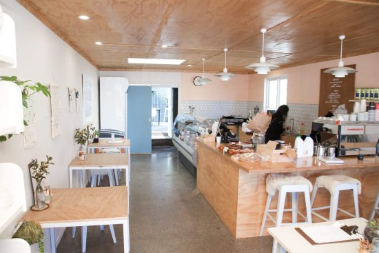 New Plymouth, Nova Zelândia: Our cute wee space