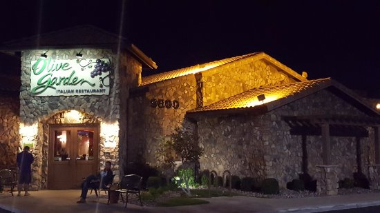 Santee, CA: Olive Garden Restaurant
