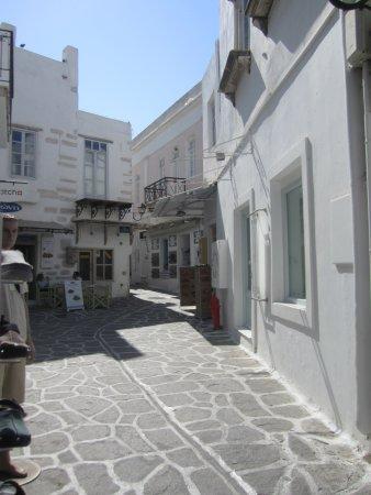 Parikia Town