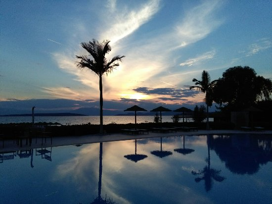 Kandia's Castle Hotel, Resort & Thalasso : IMG_20160925_190357_large.jpg