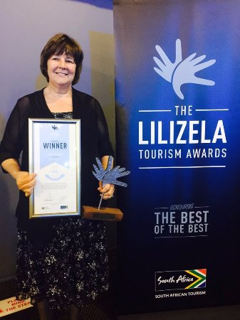 The Lilizela Tourism Awards 2016  Anne's Place Potchefstroom: Provincial Winner