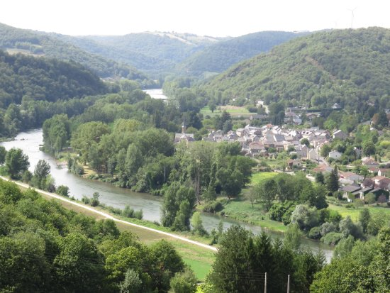 Plaisance, Francia: views while cycling