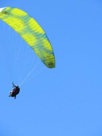 North Vancouver, Canadá: Paragliding