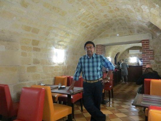 Foto Hotel Abbatial Saint Germain