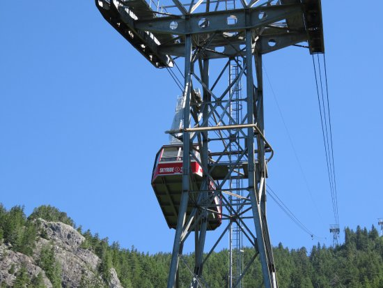North Vancouver, Canada: Gondola
