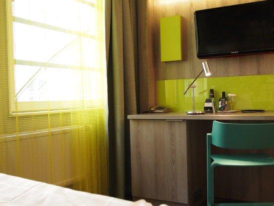 ProfilHotels Central Hotel : Single room