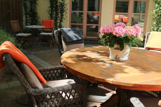 ProfilHotels Central Hotel : The Terrace