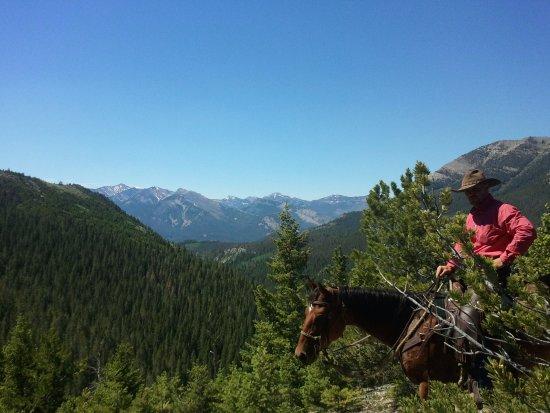 Augusta, MT: JJJ Ranch-Montana - more trail rides