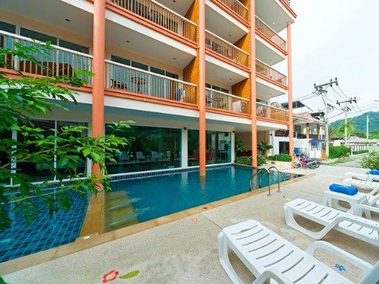 Aonang Regent Hotel : pool