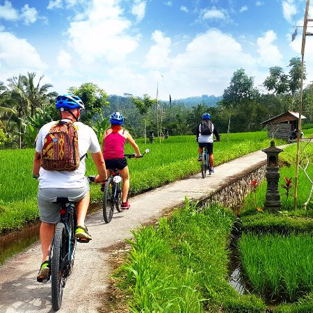‪eBikes Bali Electric Bicycle Tours‬