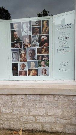 Lons-le-Saunier, Prancis: Pas eu le temps de le faire dommage