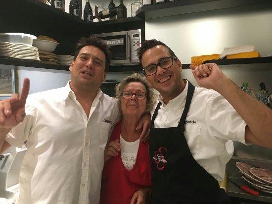Rho, Italien: la caffetteria