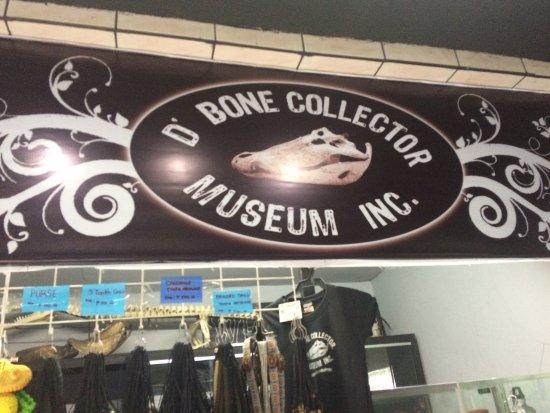 Davao City, Filipiny: D'Bone Collector Museum Inc.