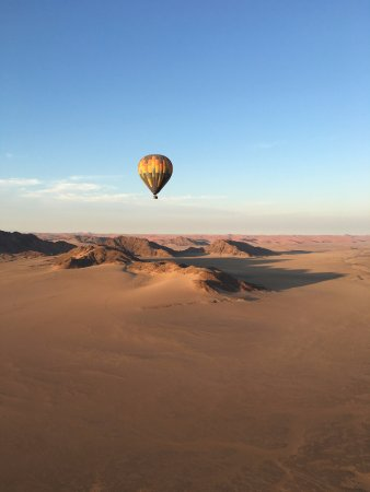 Sesriem, Namibia: Incredible views