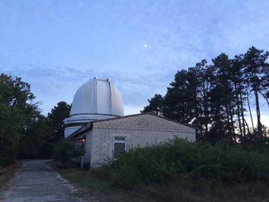 Crimean Astrophysical Observatory