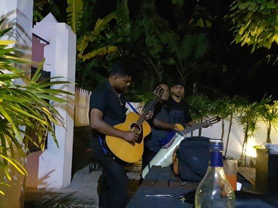 Panadura, Sri Lanka: Forkroad